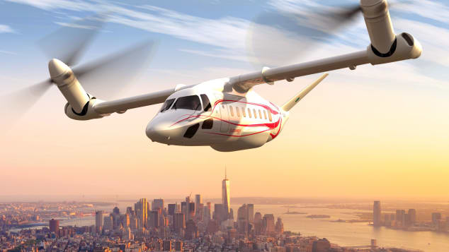 Leonardo Helicopters AW609 large