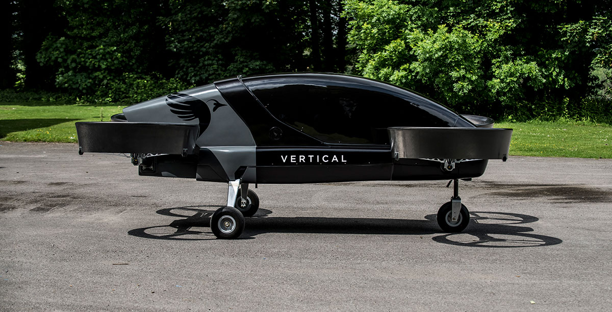 Vertical Aerospace and Honeywell eVTOL