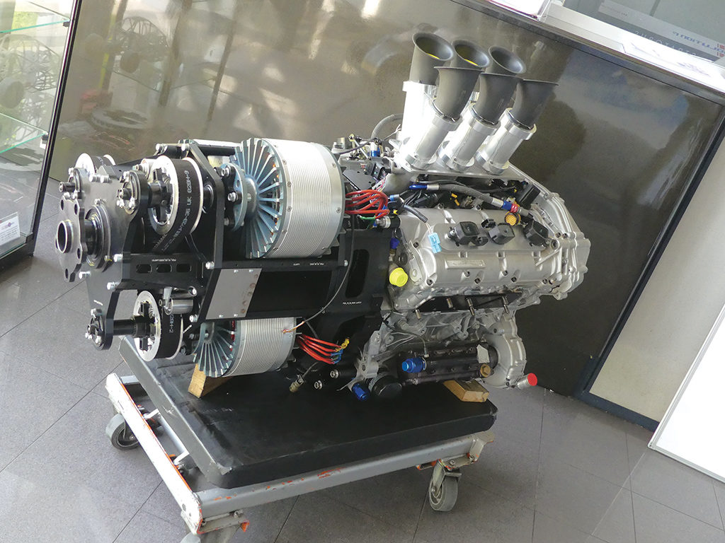 Voltaero Engine