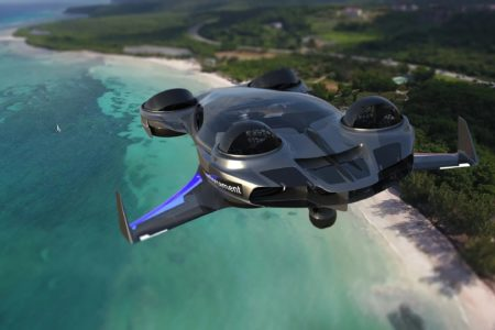 Paragon VTOL's T21 Raptor