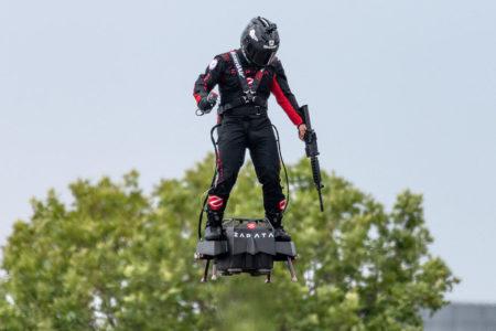 Zapata Hoverboard