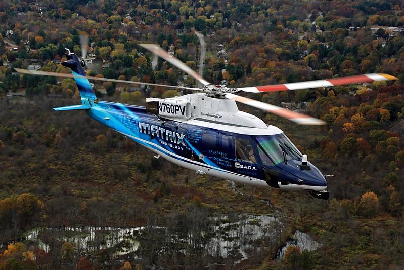Sikorsky ALIAS autonomous VTOL tech