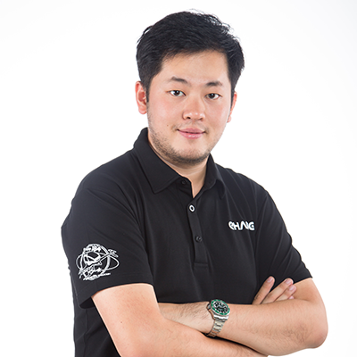 Derrick Xiong, Co-Founder and CMO of EHang