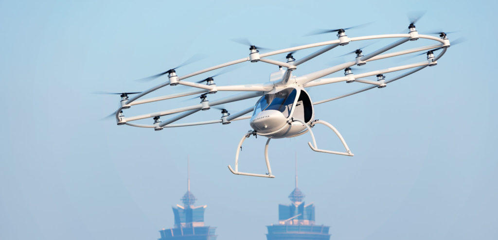 Volocopter eVTOL