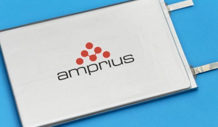 Airbus has selected Amprius to power its Zephyr prototype and research battery technology for its aerial mobility programs.