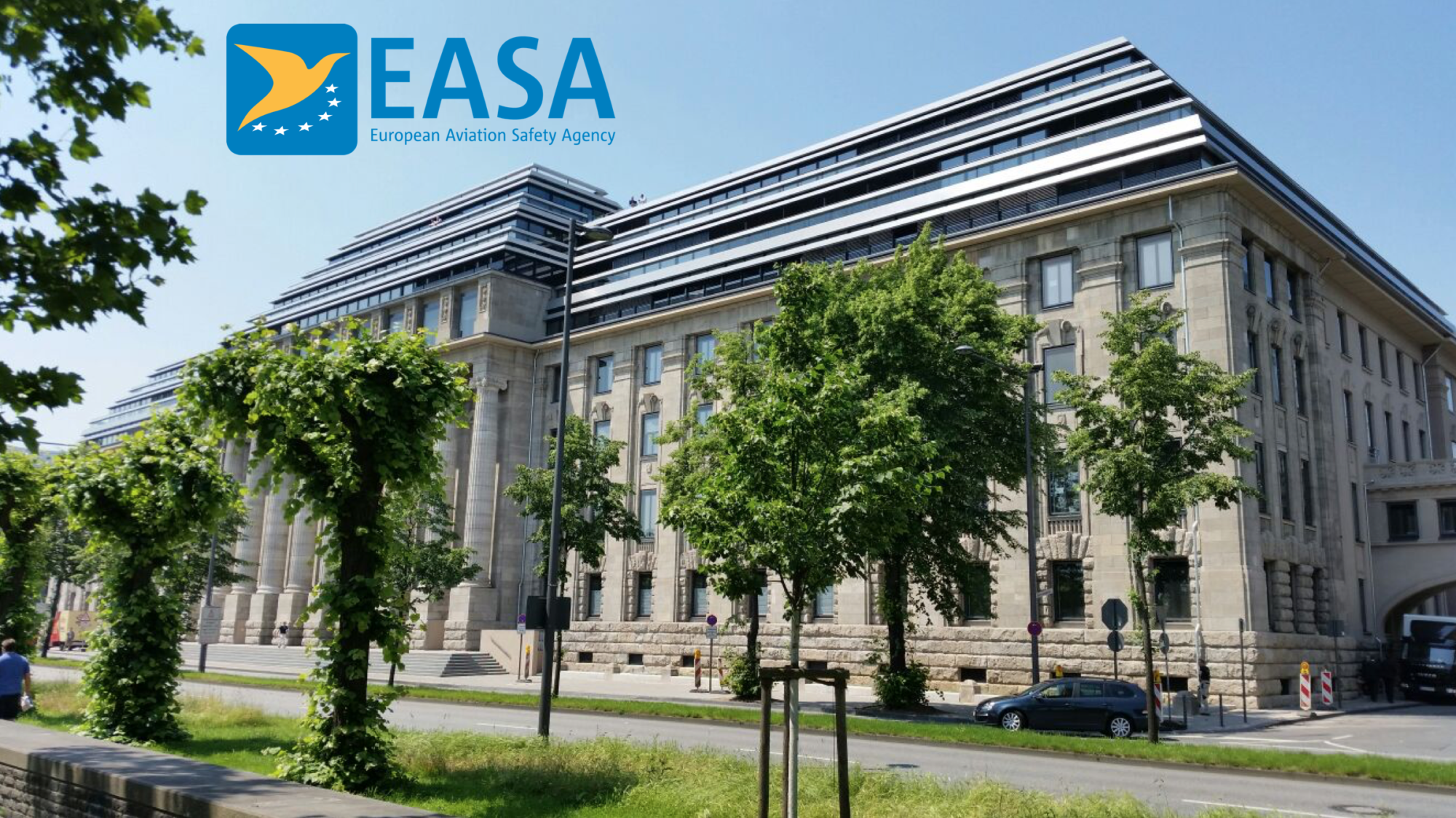 EASA's headquarters in Cologne, Germany.