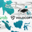 Volocopter and Grab