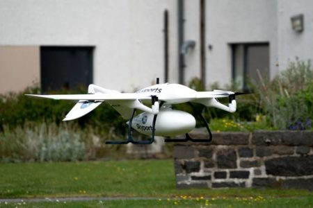 Skyports Thales Wingcopter