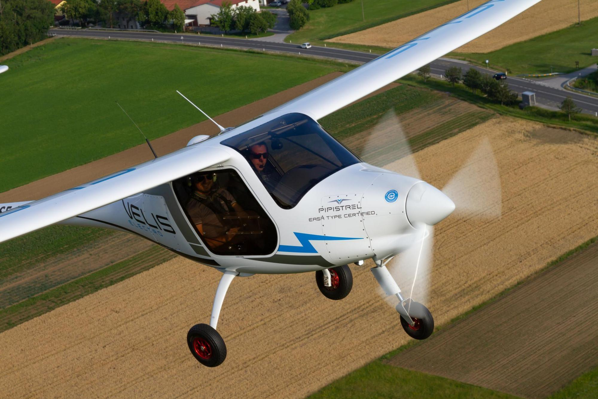 Pipistrel has received an EASA type certificate for its Velis Electro aircraft.