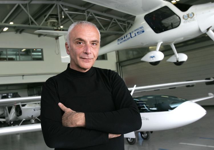 Ivo Boscarol, Founder and CEO of Pipistrel