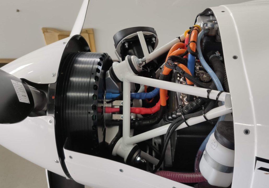 E-811 is integrated on Pipistrel's Velis Electro vehicle prototype.