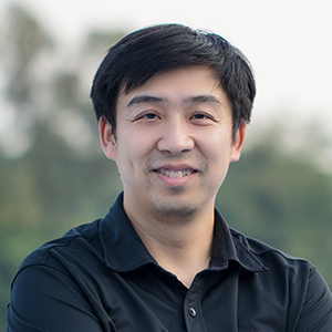 Huazhi Hu, CEO of EHang