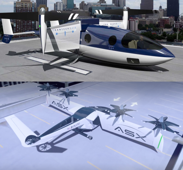 Verdego Aero Hybrid Powertrain