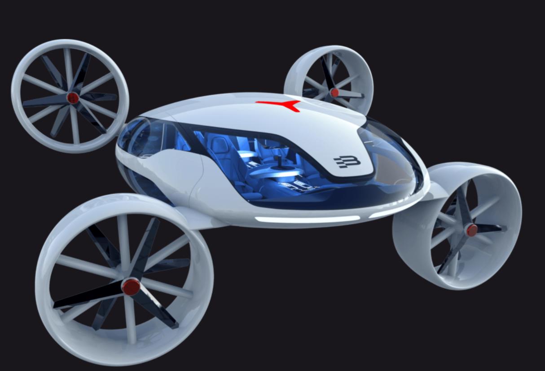 Bartini Flying Car