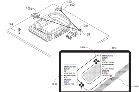 Patent filings for uAvionix's Remote ID technology show its potential implementation in service.