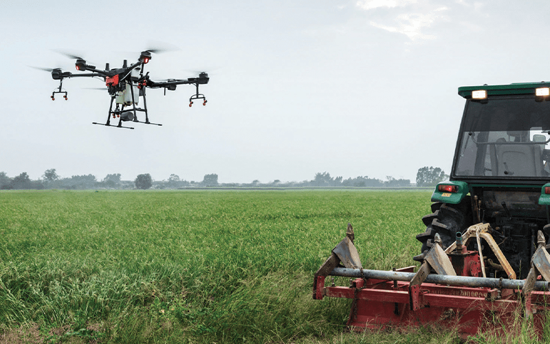 DJI Frontier AG Drone