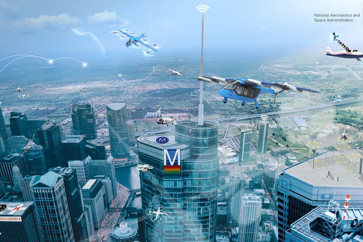 NASA Aerial Mobility