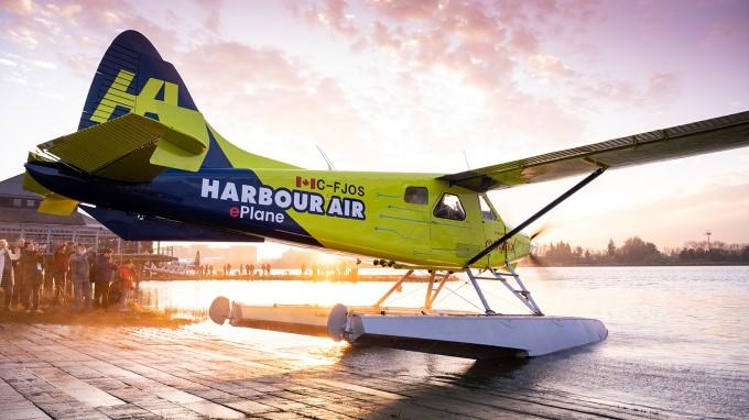Harbour Air eBeaver