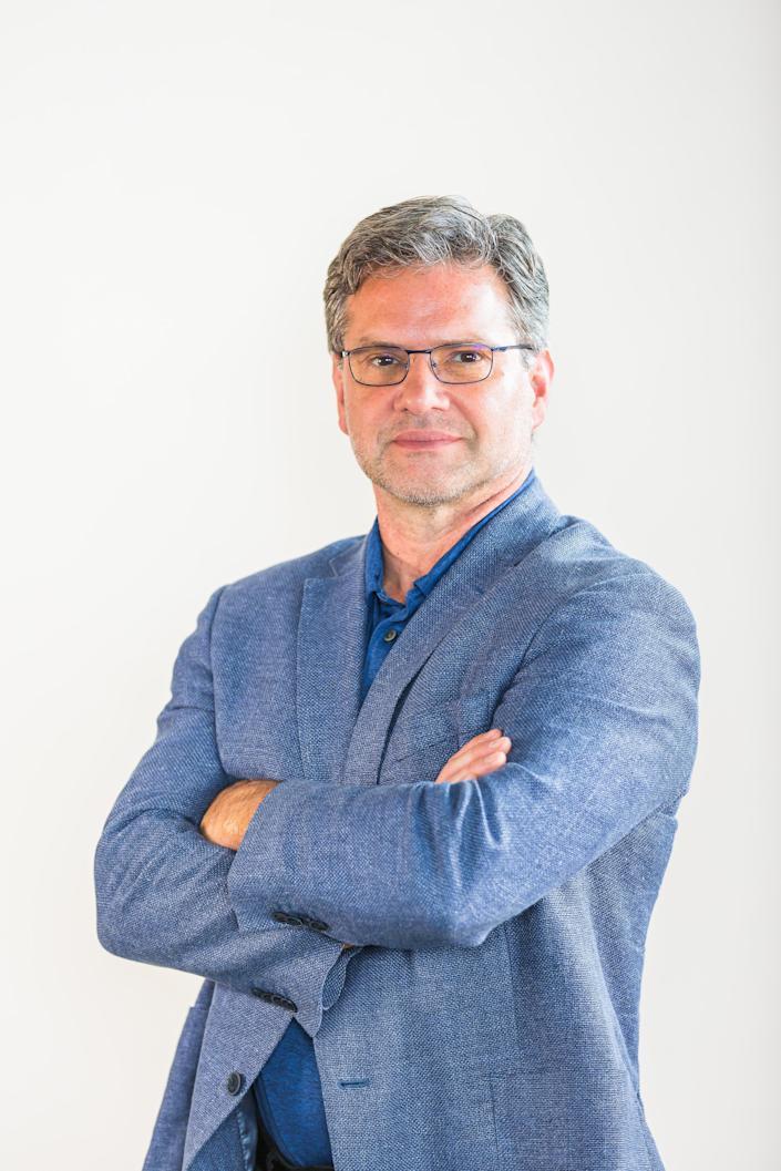 Mark Moore, Founder of Whisper Aero; former NASA engineer and Uber Elevate executive.