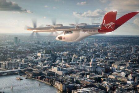 Virgin Atlantic eVTOL